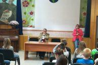 Среща с екип на Организацията на евреите в България